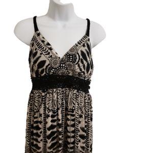 Morrell Maxie Empire Waist Maxi Dress